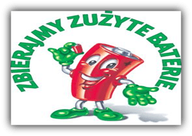 Logo baterii